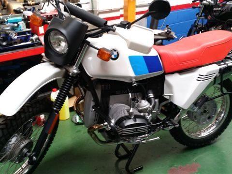 BMW R80-GS