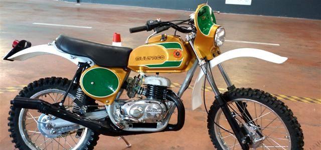Bultaco Frontera Gold Medal 370