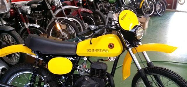 Bultaco Frontera 74